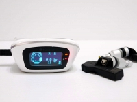 胎壓偵測器與其氣嘴